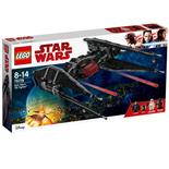 LEGO Star Wars Kylo Ren's TIE Fighter