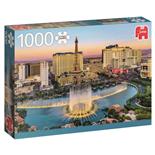 Jumbo Pussel 1000 Bitar Las Vegas USA
