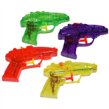 Water Fun Små Vattenpistoler 11 cm 4-pack