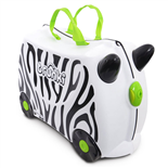 Trunki Resväska Zimba the Zebra