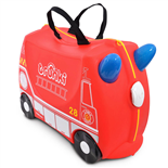 Trunki Resväska Frank the Firetruck
