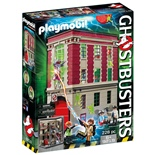 Playmobil Ghostbusters™ Brandstation