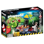 Playmobil Ghostbusters Slimer med Korvstånd