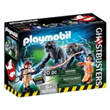 Playmobil Ghostbusters Venkman och Terror Dogs