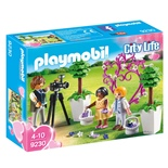 Playmobil Blomsterbarn och Fotograf