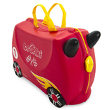 Trunki Resväska Rocco the Racecar