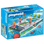 Playmobil Glasbottenbåt med Undervattenmotor