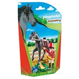 Playmobil Jockey
