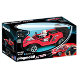 Playmobil RC Raketracerbil