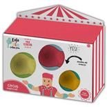 Eolo Life Collection Circus Jongleringsbollar