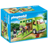 Playmobil Hästtransport