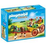 Playmobil Hästvagn