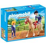 Playmobil Voltigeträning