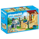 Playmobil Hästbox Appaloosa