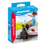 Playmobil Skejtare med Ramp