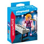 Playmobil Sångare med Keyboard