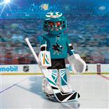 Playmobil NHL™ San José Sharks™ Målvakt
