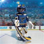 Playmobil NHL™ St. Louis Blues™ Målvakt