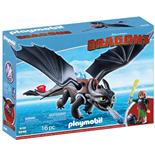 Playmobil DRAGONS Hicke och Tandlöse