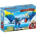 Playmobil DRAGONS Astrid och Stormfly