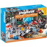 Playmobil Adventskalender Spy Team Verkstad