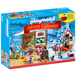 Playmobil Adventskalender Tomteverkstaden