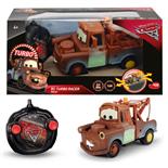 Dickie Toys Disney Cars 3 R/C Turbo Racer Mater 1:24