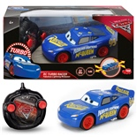 Dickie Toys Disney Cars 3 R/C Turbo Racer Fabulous Lightning