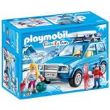 Playmobil Bil med Takbox
