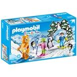 Playmobil Skidskola