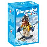 Playmobil Skidåkare