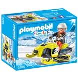 Playmobil Snöskoter