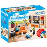 Playmobil Vardagsrum