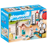 Playmobil Badrum