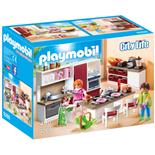 Playmobil Stort Kök för Hela Familjen