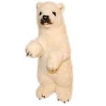 Mitt Önske Djur Stående Isbjörn 58 cm