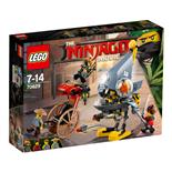 LEGO The Ninjago Movie Pirayans Attack