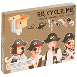 ReCycleMe Pirat Party 4-Pack
