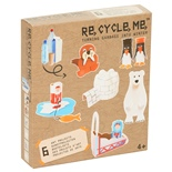 ReCycleMe Winter Art