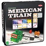 Tactic Mexican Train i Plåtlåda
