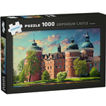 Kärnan Pussel 1000 Bitar Gripsholm Castle Sweden