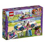 LEGO Friends Olivias Uppdragsfordon