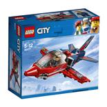 LEGO City Flyguppvisningsjet