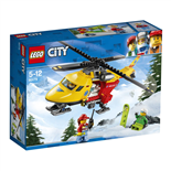 LEGO City Ambulanshelikopter