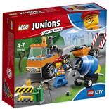 LEGO Juniors Reparationsbil