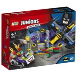 LEGO Juniors Jokern - Attack mot Batgrottan