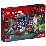 LEGO Juniors Spider-Man vs. Scorpion - Gatustrid