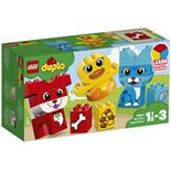 LEGO Duplo Mitt Första Pussel - Husdjur