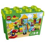 LEGO Duplo Stor Lekplats - Klosslåda