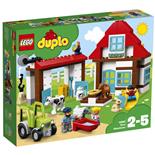LEGO Duplo Bondgårdsäventyr